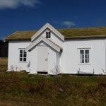 Gammelt hus i Ytre Buvika